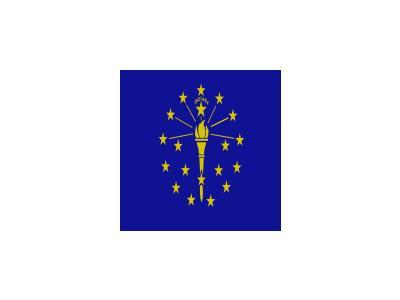 Usa Indiana Symbol