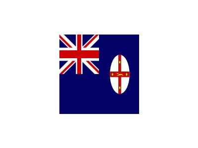 Australia New South Wales Symbol