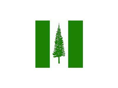 Australia Norfolk Island Symbol