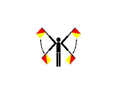 Semaphore Error Symbol