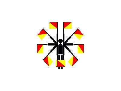 Semaphore Positions Symbol