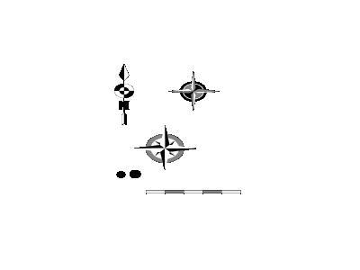 Compass 01 Symbol