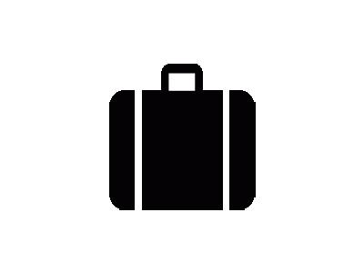 Aiga Baggage Check In  Symbol