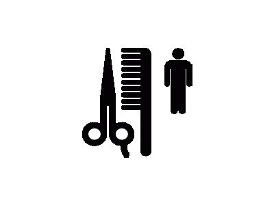 Aiga Barber Shop  Symbol