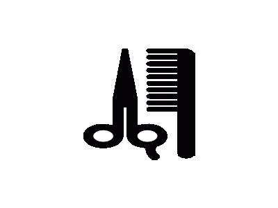 Aiga Barber Shop Beauty Salon  Symbol