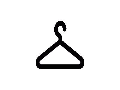 Aiga Coat Check  Symbol