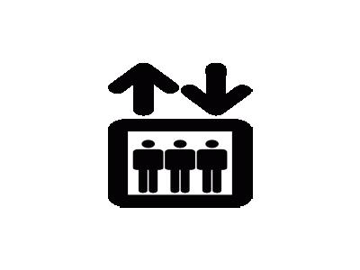 Aiga Elevator  Symbol