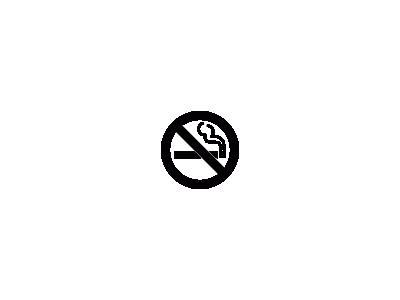 Aiga No Smoking  Symbol