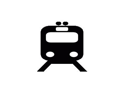 Aiga Rail Transportation  Symbol