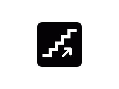 Aiga Stairs Up1 Symbol