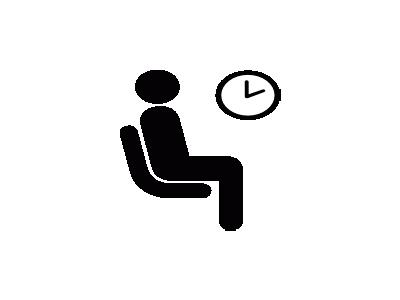 Aiga Waiting Room  Symbol