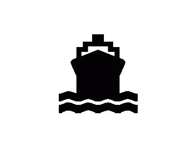 Aiga Water Transportation  Symbol