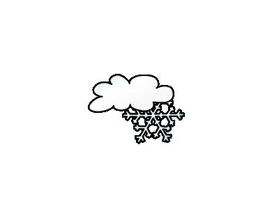 Snowstorm Symbol