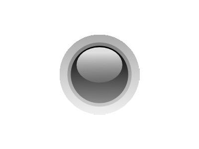 Led Circle Black Symbol