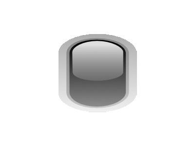Led Rounded V Black Symbol