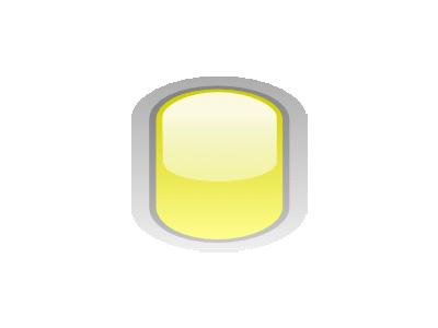 Led Rounded V Yellow Symbol