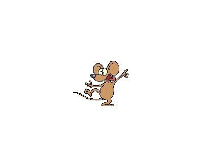 Logo Animals Rodents 035 Animated