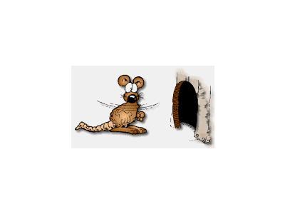 Logo Animals Rodents 003 Animated