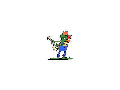 Logo Animals Reptiles 009 Animated