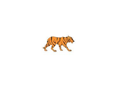 Logo Animals Jungle 051 Animated